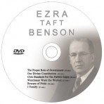 Ezra Taft Benson Videos (Two DVDs)