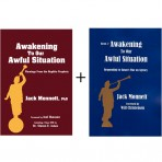 Awakening to Our Awful Situation (Book 1 & Book 2) by Jack Monnett