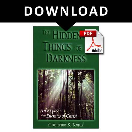 The Hidden Things of Darkness (eBook)