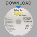 When the Lights Went Out – Jack Monnett (Audio Book MP3 DOWNLOAD)